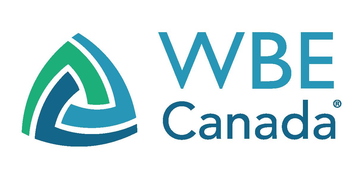 WBE Canada logo