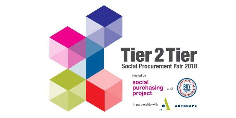 Tier 2 Tier: Social Procurement Fair 2018