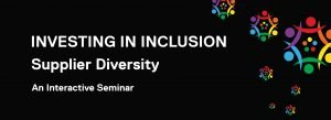 Investing in inclusion event