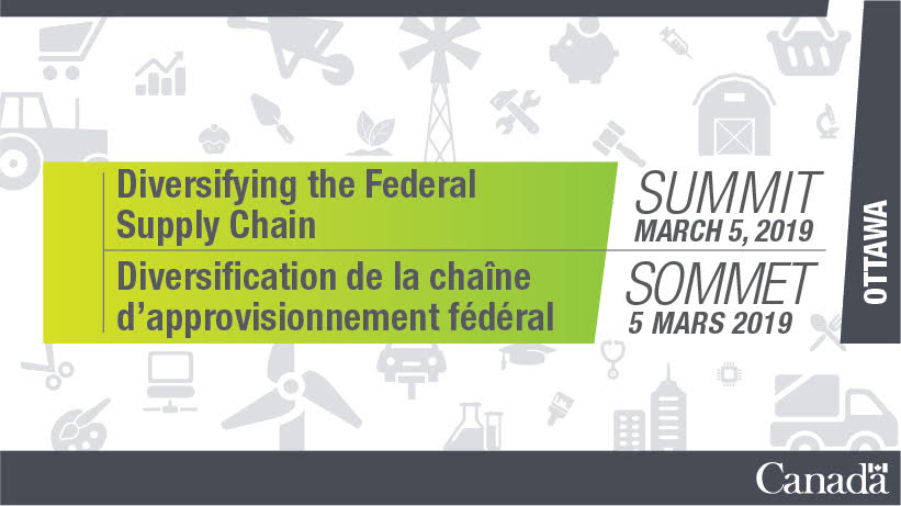 Diversifying the Federal Supply Chain Summit 2019