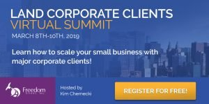 The Land Corporate Clients Summit 2019