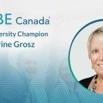Supplier Diversity Champion Catherine Grosz