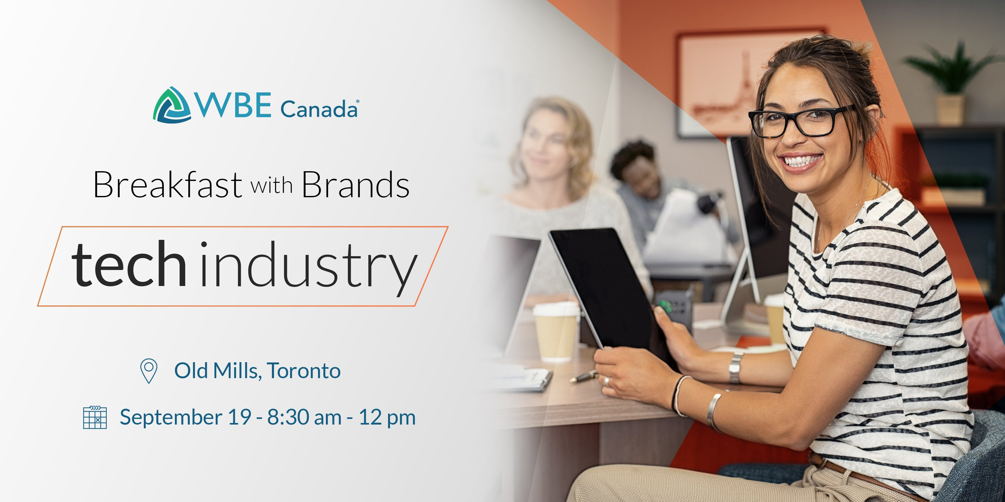 Breakfast with Brands: Tech Event