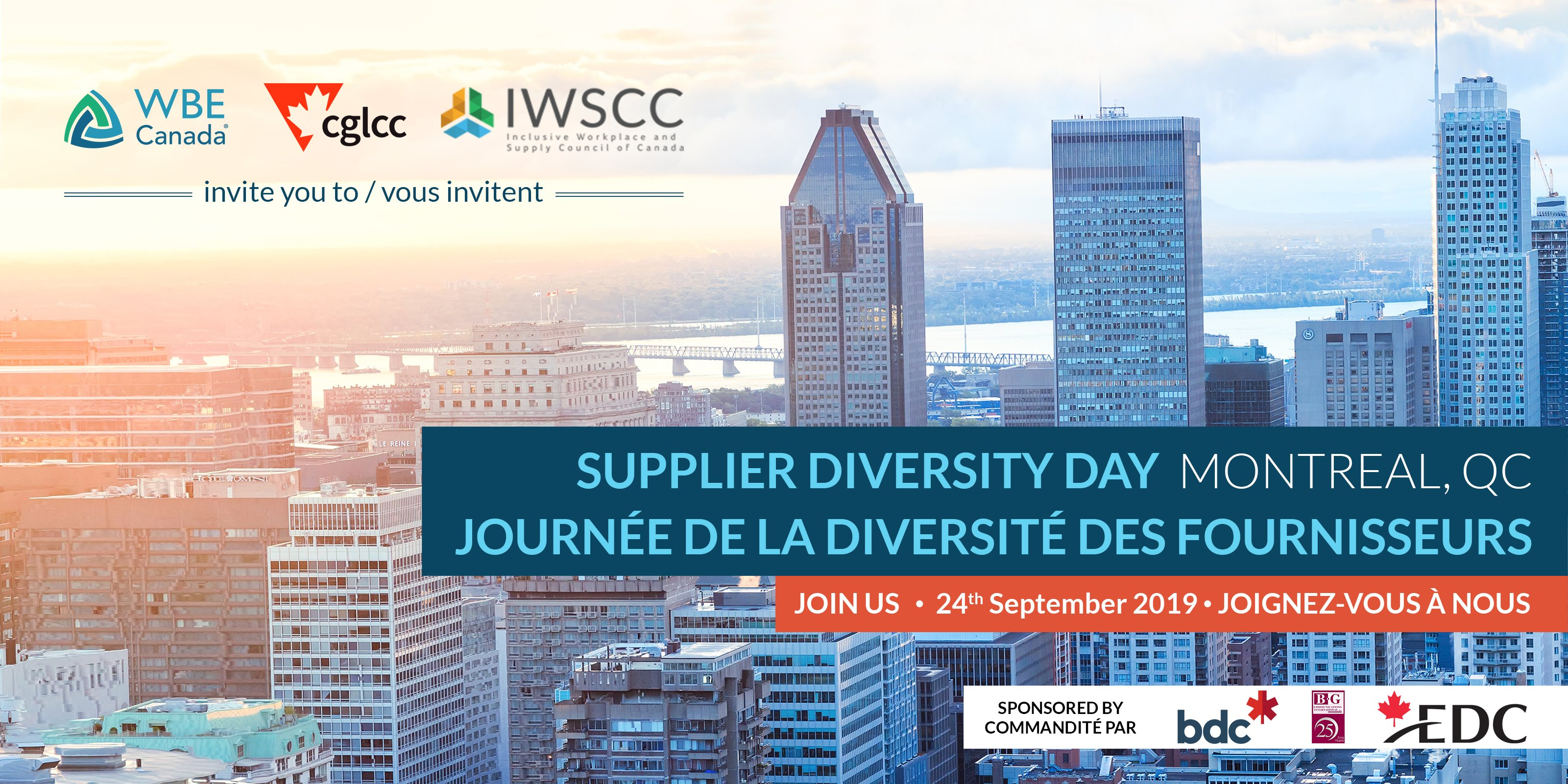 Supplier Diversity Day Montreal 2019