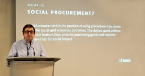 City of Toronto Social Procurement