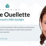 Sylvie Ouellette: Versatil