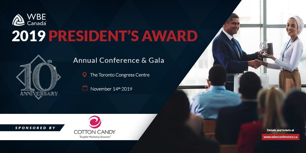 Cotton Candy - 2019 President's Award