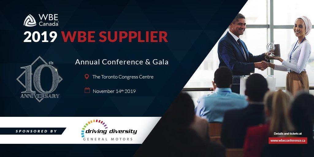GM - 2019 WBE Supplier Award