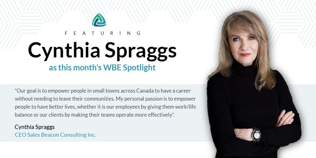Cynthia Spraggs, CEO, Sales Beacon