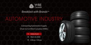 WBE Canada Automotive Event 2020
