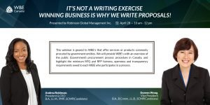 How to write proposals to win business