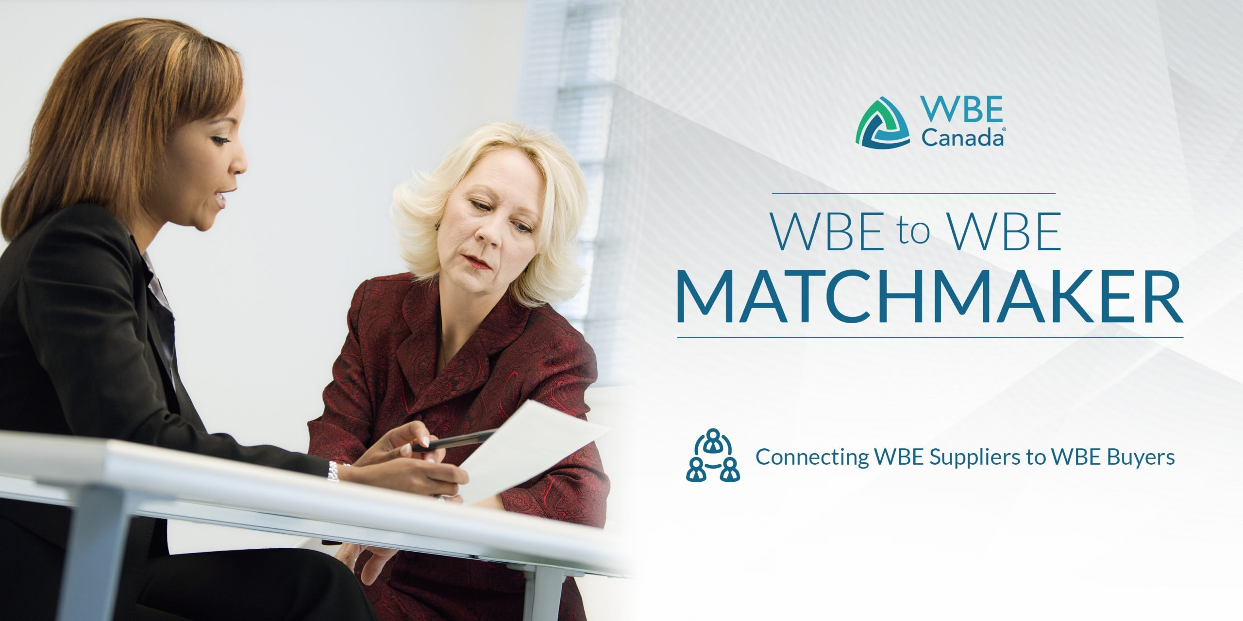 WBE 2 WBE Matchmaker