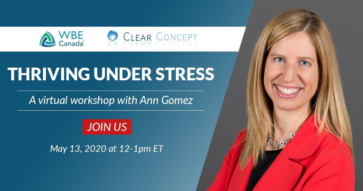 Webinar Ann Gomez