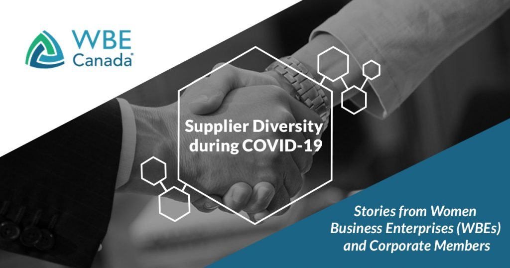 Supplier diversity: the first 2 months of COVID-19 in supply chains