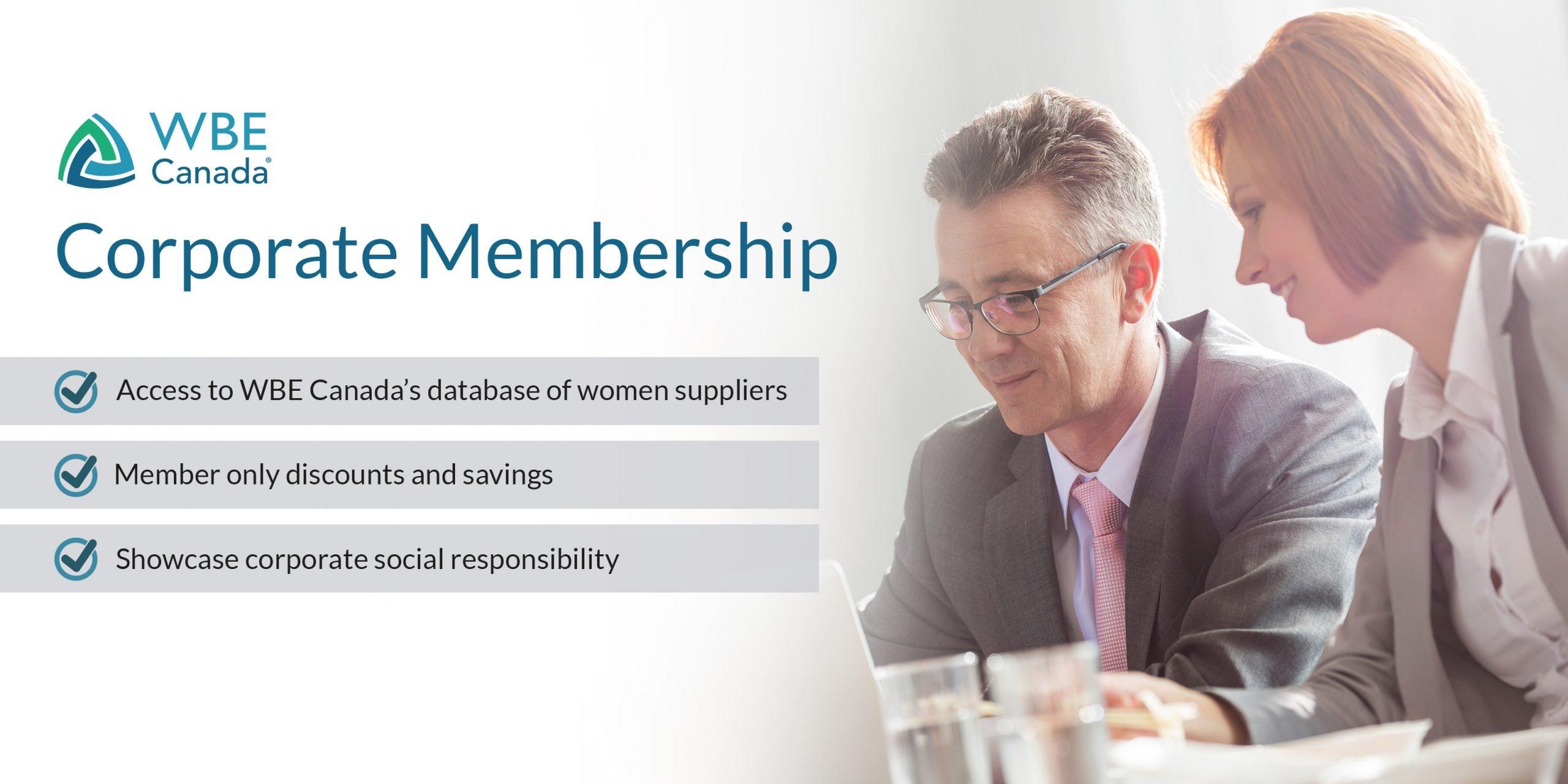 WBE Canada Corporate Membership