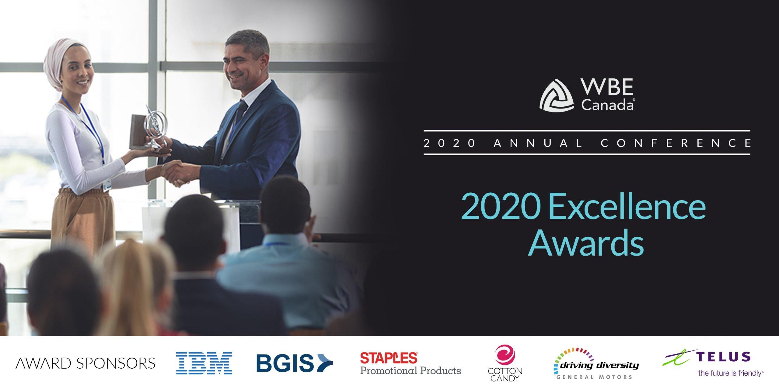 2020 WBE Canada Excellence Awards