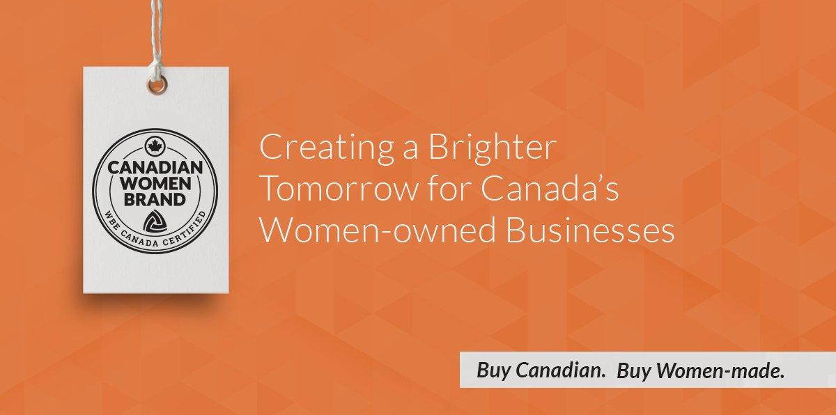 Canadian Women Brand banner