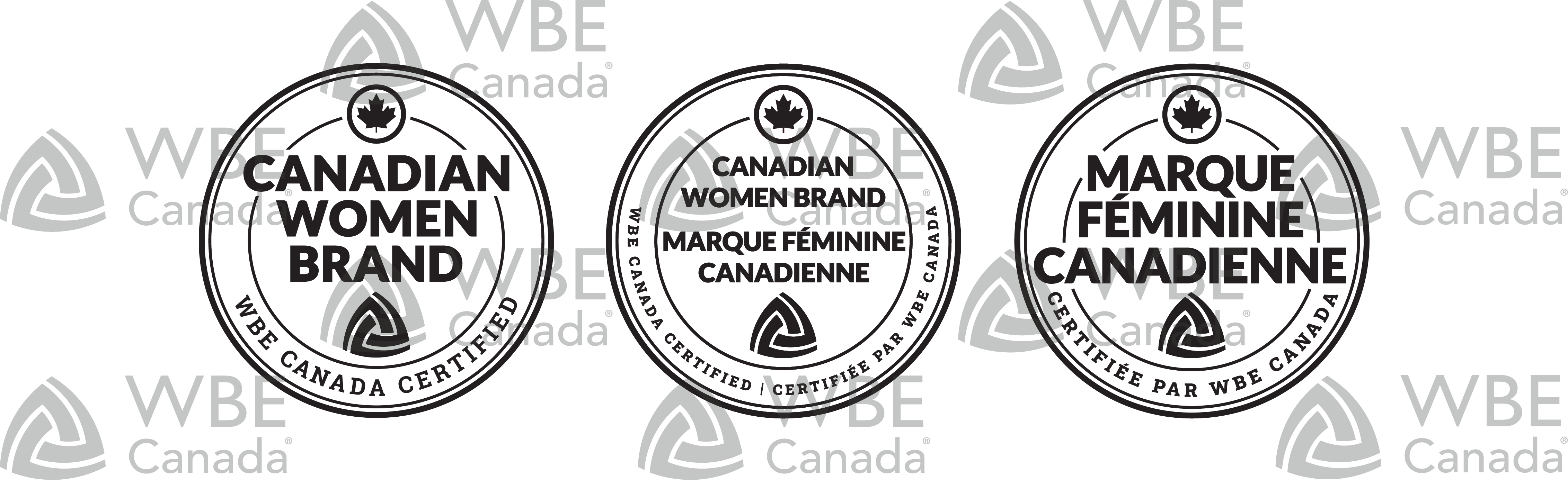 Canadian Women Brand Watermark