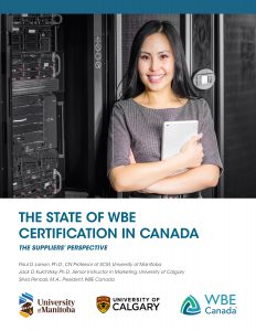 The Status of WBE Certification in Canada