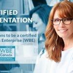 Certified WBE Orientation