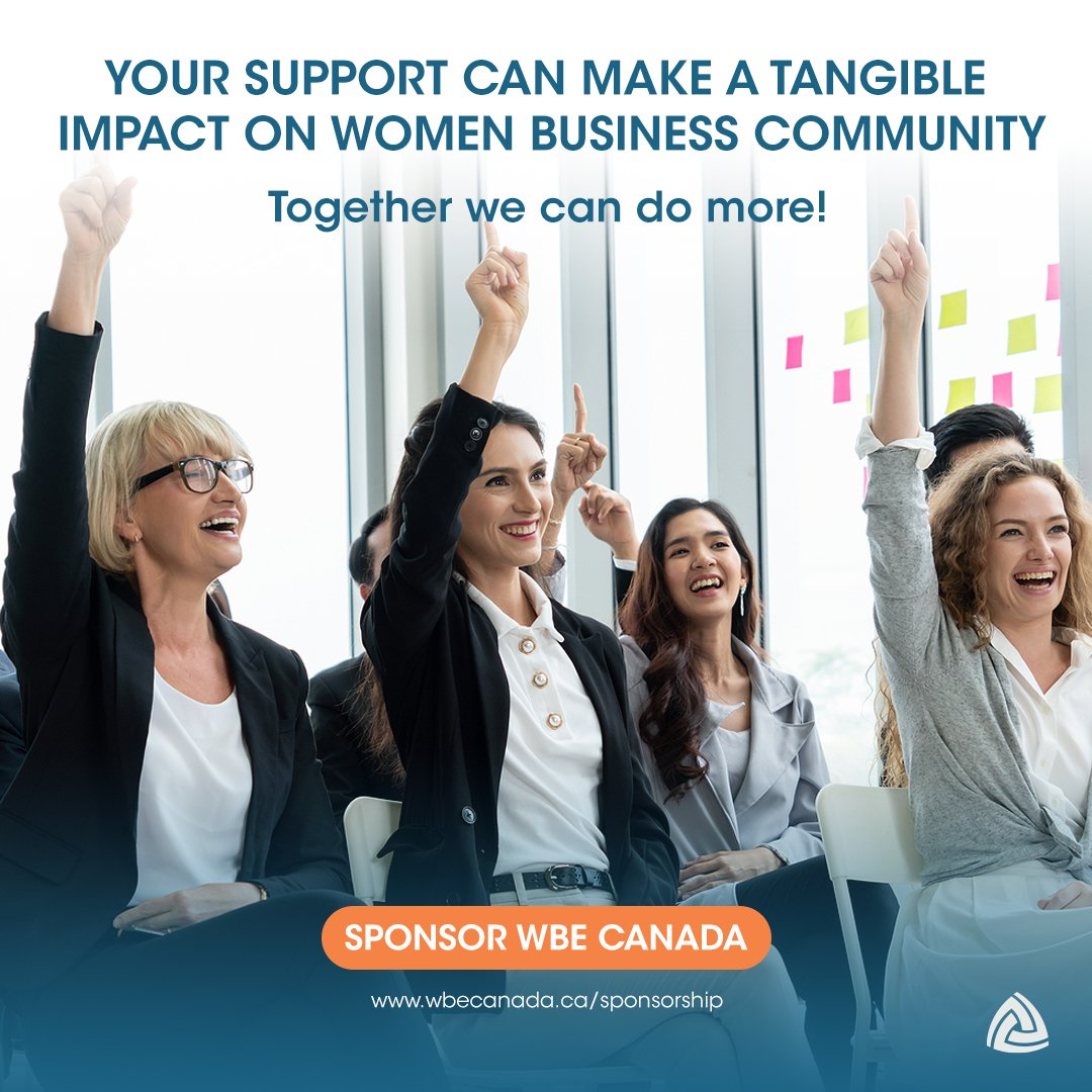 WBE Canada Sponsorship