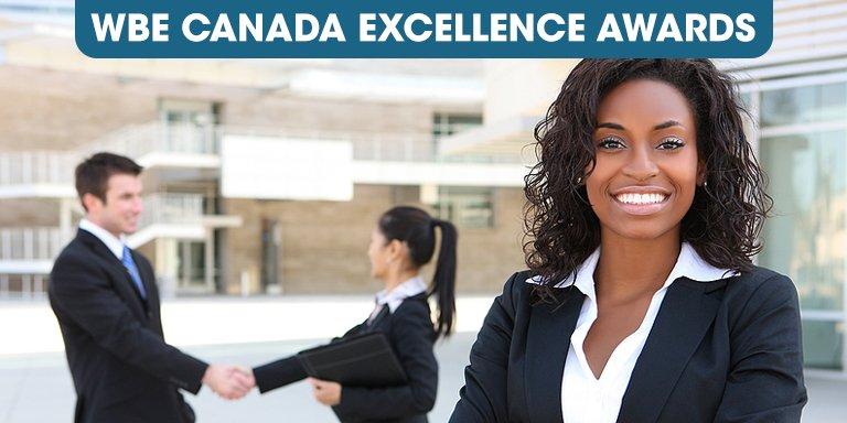 WBE Canada Excellence Awards